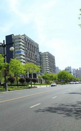 鹤壁shi浚州大道