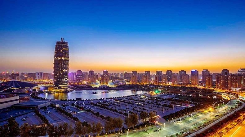 郑州市郑dong新区