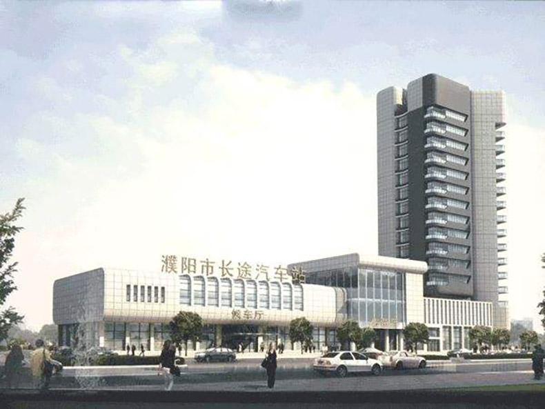 濮yang汽che客运站