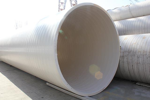 PVC-Uchan绕管为shi么可zuo为传统pai水管的修复管道